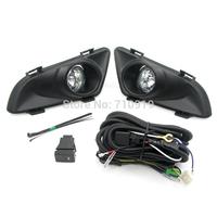 Tirol T15597a  Fog Light Lamp kit OEM Replacement for Mazda6 2003-2005 Pickup Truck Smoke Front Bumper Lamps Pair Free Shipping