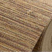High quality plain textured vinyl wallpaper roll modern designer grass wall paper for bedroom living room
