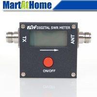 10PCS REDOT 1050A VHF UHF Mini Digital SWR Meter for 2-way Radio Mobile #BV287 @SD