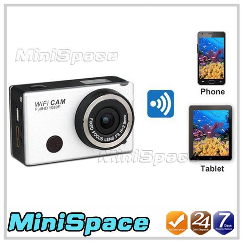 Фотокамеры и Аксессуары pro 3 HD 1080p, 30 FPS HDmi + + WIFI + 30M go pro hero 3