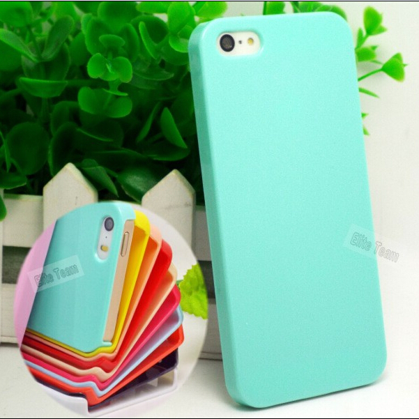 HB:Multicolor Cover For Apple iphone 5 iPhone 5S 5G Case For iPhone5/5S DIY Material Shell Mobile Phone Protection Shell 1PC:C(China (Mainland))