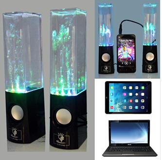 usb acqua spray mini speaker musica altoparlante acqua fontana usb acqua nebulizzata fontana altoparlante altoparlanti musica