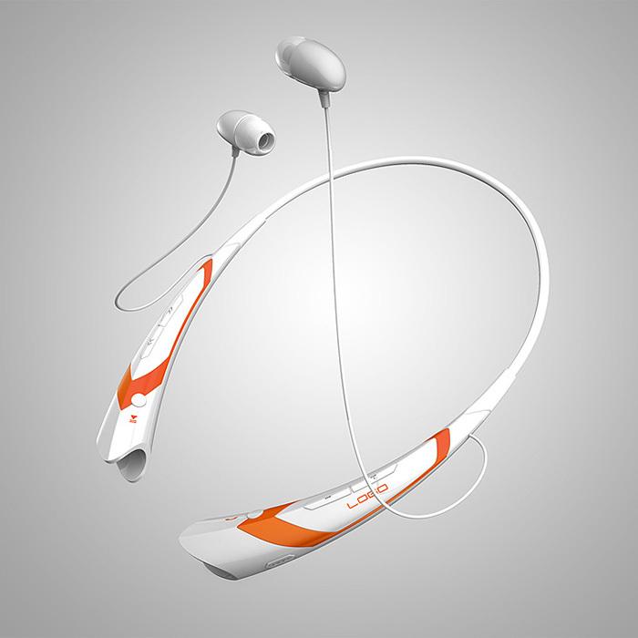 Наушники bluetooth earbuds HBS-760