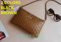 NEW ARRIVAL Mng Mango Bags Women's Handbag Small Size Crossbody Messenger Bag Shopping Envelope Plaid Bag Designer Alloy Chain
