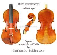 "Copy of Antonio Amati 4/4 Violin ""All European Wood"" M7141 Masters level"