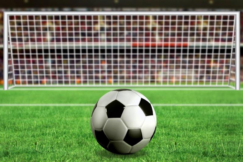 Voetbal Artikelen Slaapkamer : Soccer Ball Goal