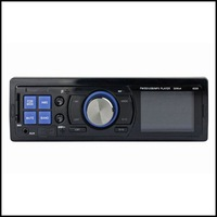 New In-Dash Car Audio Stereo FM Receiver With USB SD Mp3 Player AUX Input 6205 Tonsee