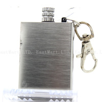 Mini Survival Long Lasting Matches Refillable Cigarette Lighter Outdoor Camping