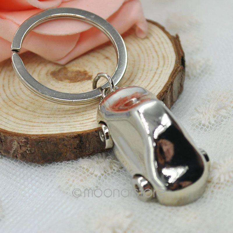 Car Key Ring 2015 Key Chain Chaveiro Nice Silver Metal Key Chain Cheap PMHM135*55(China (Mainland))