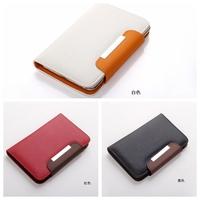 PU leather Filp Wallet Style For Prestigio MultiPhone 4322 4300 5450 4500 5430 7450 5451 4505 DUO Case Cover FA001