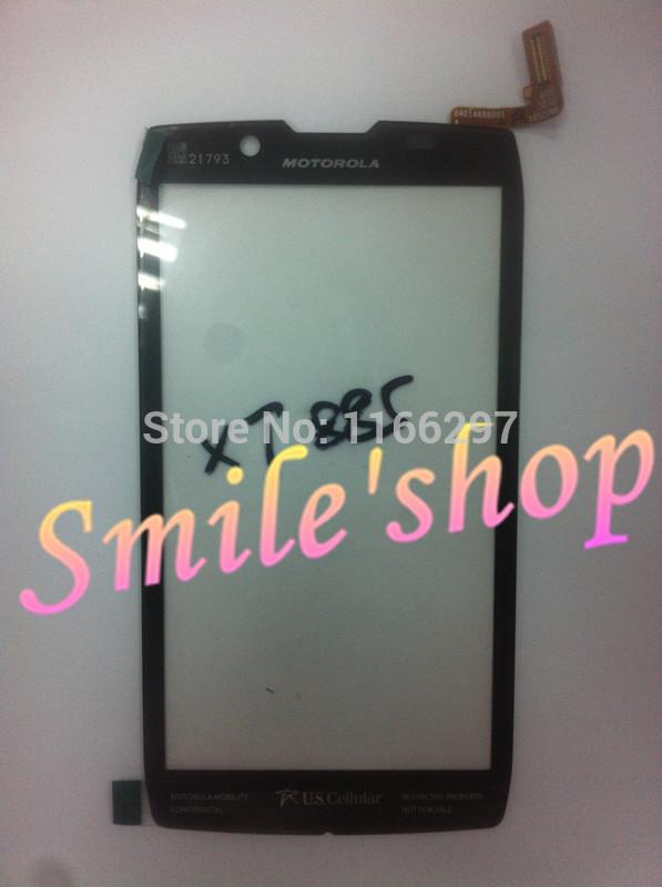 100% Original New For Motorola Milestone XT885 MT887 touch screen Digitizer free shipping(China (Mainland))