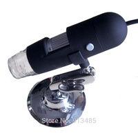 10x to 220X Mini Portable USB Digital Microscope Endoscope Otoscope Camera with LED 5MP