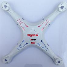 Syma X5C / X5 Extra cobertura do corpo principal para Quadcopter Drone acessórios peças de reposição originais 2.4 G 4CH 6-Axis RC Quadcopter(China (Mainland))