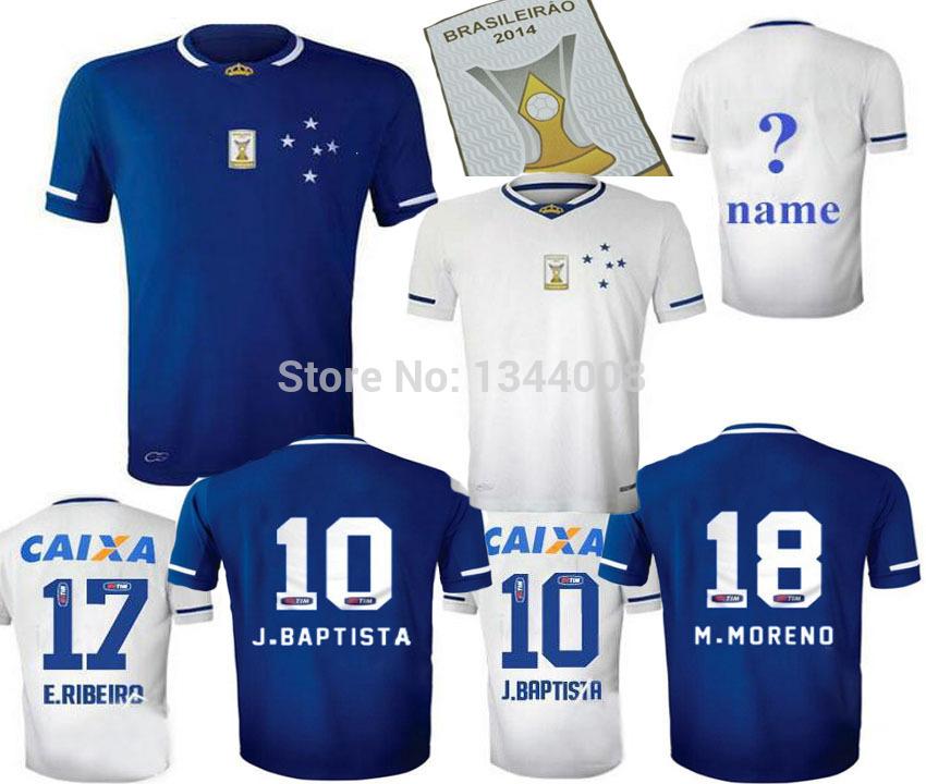 Lyon trikot 2014 2015 fc 7 Grenier 8 Gourcuff 10 lacazette 17 malbranqu 14 dabo 14 15 fußball trikot uniform-kits t-shirt