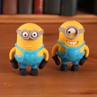 Cute Despicable Me Minions Cartoon Pencil Rubber Eraser Best Gift For Children