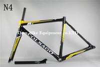 wholesales!!! New model 2014 C59 N4 bike frame mtb framest  road complete bike LOOK 695 bb68 saddle handlebar seatpost light