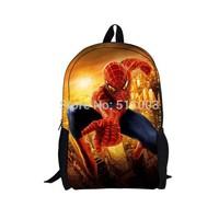New Kids Cartoon Children Backpacks Bag Fashion Children's spider Man School Backpack Boy Girl Kids Bags For Students packpack