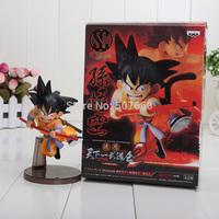 Dragon Ball Z 16cm Sun Goku Childhood Edition PVC Action Figure Collectible Model Toy Doll
