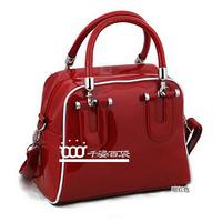 Hot fashion patent leather women handbag vintage messenger bags shoulder bag pu leather handbags desigual new 2014 HL2283