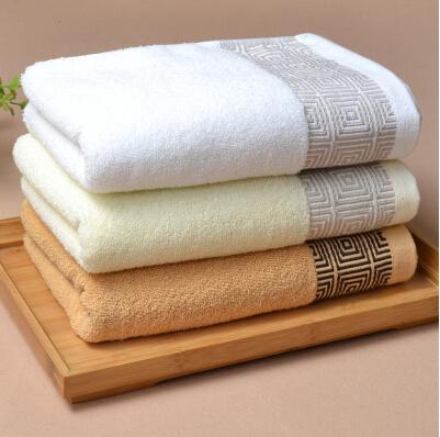 34*75cm 70*140cm 100% Bamboo Fiber Bath Towel Bulk Beach towel Spa Salon Wraps Terry Towels cheap bulk towel Free shipping(China (Mainland))