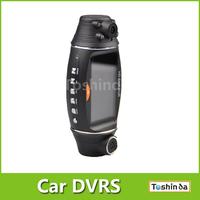 "CAR DVR R310 2.7"" LCD TFT CAMERA RECORDER DVR NIGHT VISION G-Sensor dual lens+GPS+120 degrees Wide Angle FreeshipPING"