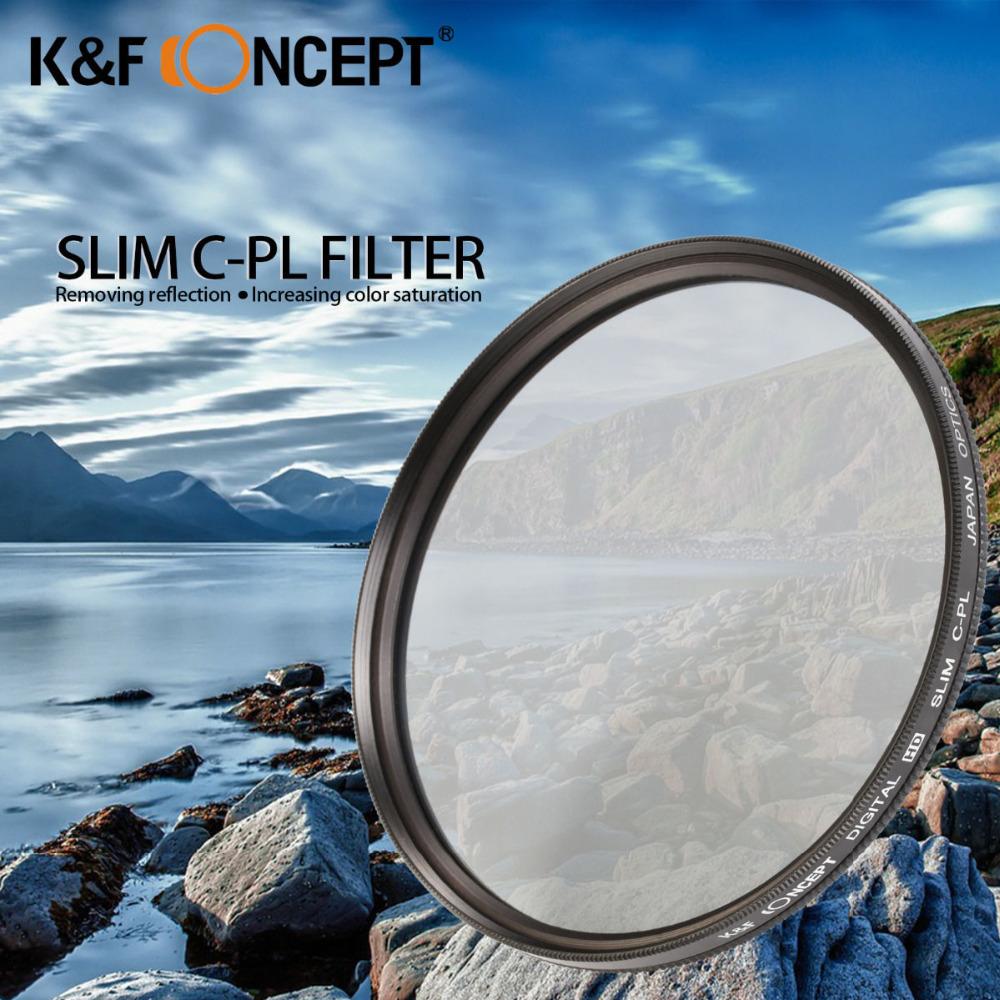 Digital Camera 52mm Slim CPL Circular Polarizer Filter For NIKON D5100 D5200 D5300 DSLR Lens +Cleaning Cloth(China (Mai