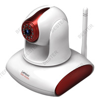 Lenovo brand new HD Wireless IP Camera Wifi 720P MegaPixel with TF Card Slot support iphone/Android freeshipping