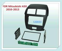 2 Din Frame Kit / carro fascia / Car Fascia Panel / Audio Panel Frame / Dash Kit For Mitsubishi ASX 2010- 2013 / Free Shipping
