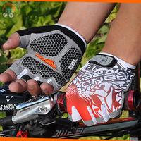 HOT HANDCREW Half Finger bike cycling Racing gloves,GEL Bike bicycle luvas de bicicleta,road mountain bike gloves free shipping