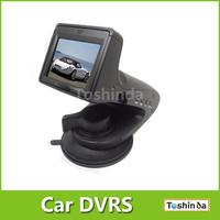 Hot sell 2.0 Inch 1290*1080P HD Car DVR+Radar Detector Vedio Recorder H818+G-Sensor E-Dog Car DVR free shipping