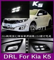 New LED Daytime Running/Driving Light for KIA K5 OPTIMA drl, LED fog lamp, led day light, Free+FAST Shipping