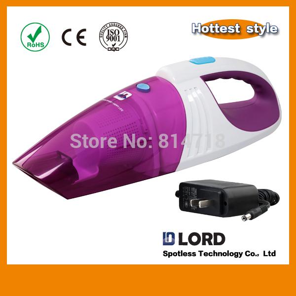Mini Cordless Best Vacuum Cleaner Purple and white CV-LD102R(China (Mainland))