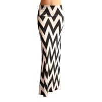 2014 New Women Long Skirts Fashion 6 Colors Pattern Striped Pencil Skirt Casual Plus Size Package Hip Saias Femininas Longa 8056