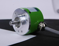 High precision pulsed Straight carved photoelectric 3600P/R rotary encoder