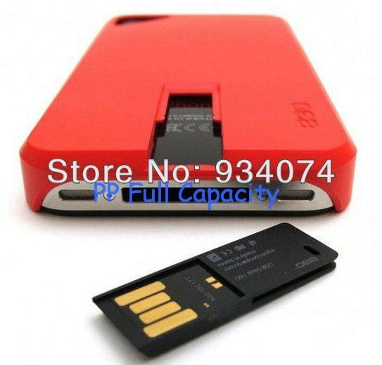 2014 Newest telephone case USB flash drive, Mobile Phone USB flash disk Free shipping(China (Mainland))