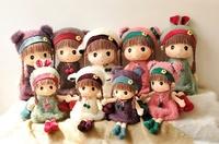 2014 New Frozen Doll Frozen Plush Toys 50cm Big Size Princess Elsa Anna Doll Brinquedos Kids Baby Dolls for Girls Children