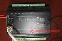 FX1N 40MR PLC with Module 24input 16input 2 analog input(0-10v)  2 analog output(0-10v)50KHz RS485 MODBUS