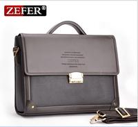 2014, ZEFER.Men's shoulder.Inclined shoulder bag.Password package.Exempt postage