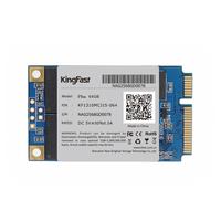 """Original KingFast 64GB SSD m-SATA3 F6M Serial Read 380MB/s Write 65MB/s 6Gbps JMF608 2.5"""" 64GB SSD MCL Memory Free Shipping"""