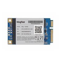 m-SATA3 128GB SSD Solid State Driver KingFast Brand F6M Serial 1.3inch 6Gbps SSD 128GB MCL Flash Read 500MB/s Write 105MB/s