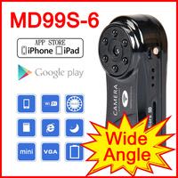 Clock IP Camera wireless WiFi camera 640*480 Mini camera Pinhole CCTV DVR Hidden camera For Android IOS Phone Tablet PC Mac Pod