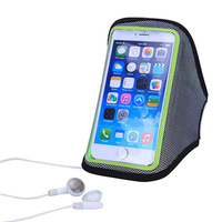 Newest Closed Mesh Sport Armband For iphone 6 (4.7 inch) Gym Arm Pouch Case Cover For iphone 5s 4s for samsung s5 s4 s3