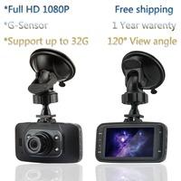 2.7 inch TFT Full HD 1080p Car DVR Vehicle car Camera Video Recorder Dash Cam G-sensor Hdmi