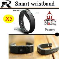 Sports bracelet Pedometer Calories Sleep Monitor Health Smart Bracelet Bluetooth Wristband Water-resistant IP 67 Free shipping