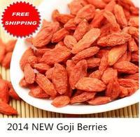 New 2014 Blooming Tea Goji berries 50g Ningxia Zhongning gouqi goqi Red/Hong Fresh Dried Organic Goji Berry