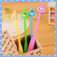 [Amy] free shipping 24pcs/lot Onion head bending/ Random bending Ballpoint pen high quality on Amy shop