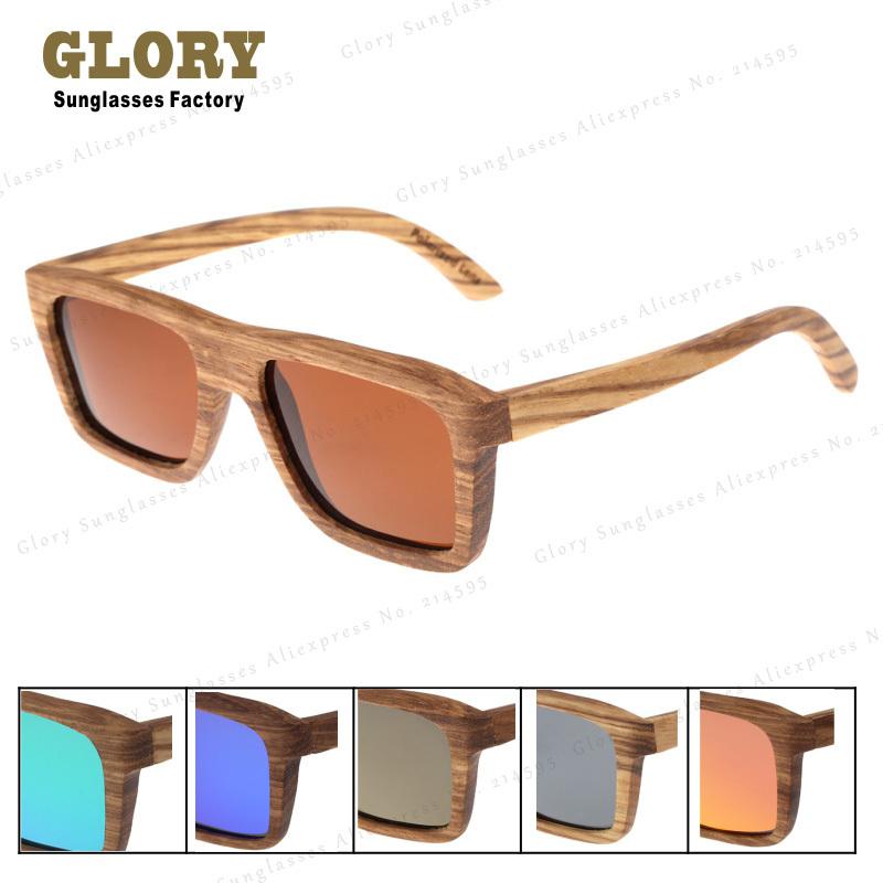 Super Flat Top Sunglasses For Sale Flat Top Wood Sunglasses Men