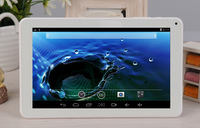 newest tops Lenovo Quad Core 1024X600 9 inch DDR2GB ram HD16GB Wifi Camera HDMI Tablet PC Tablets PCS Android free shipping