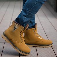 New England men's waterproof snow boots