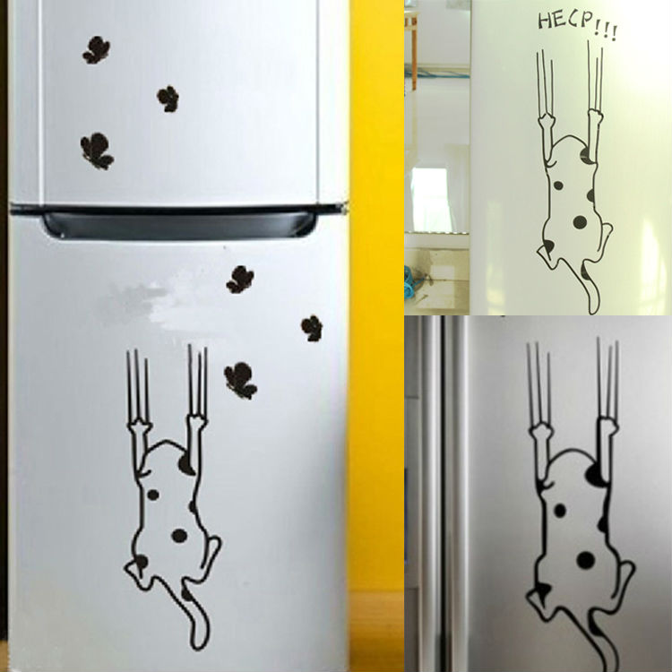 Keuken Decoratie Folie : Kitchen Cabinet Sticker Decals